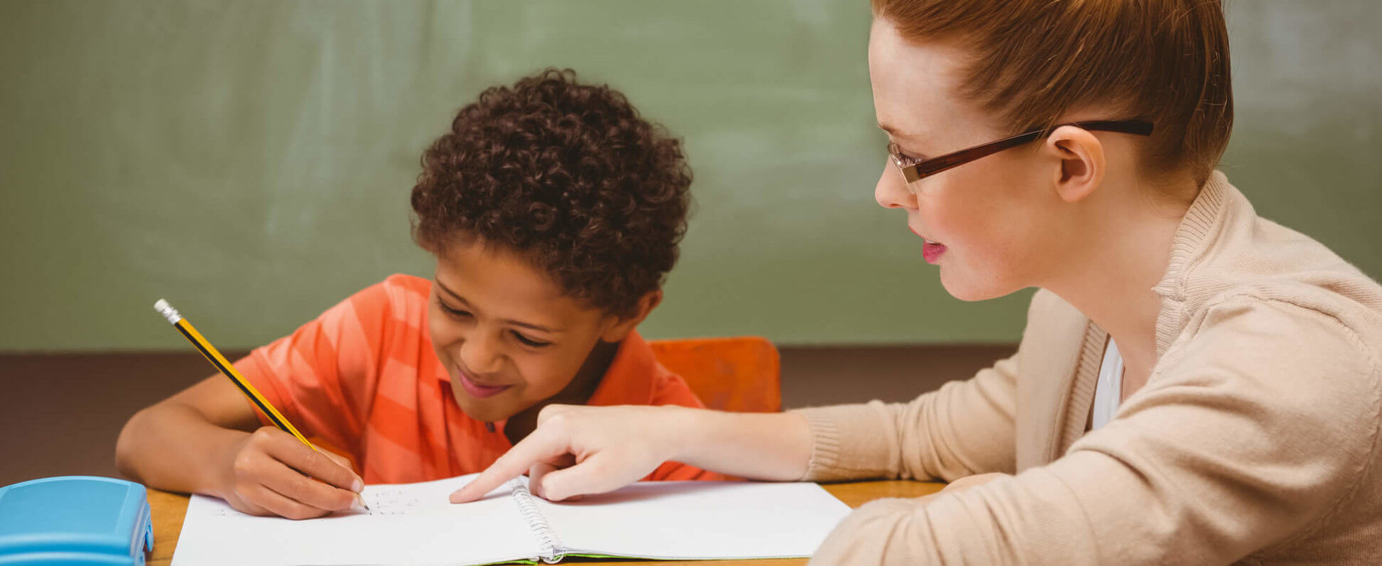 Porque profissionais que lidam com crianças precisam saber mais sobre visão